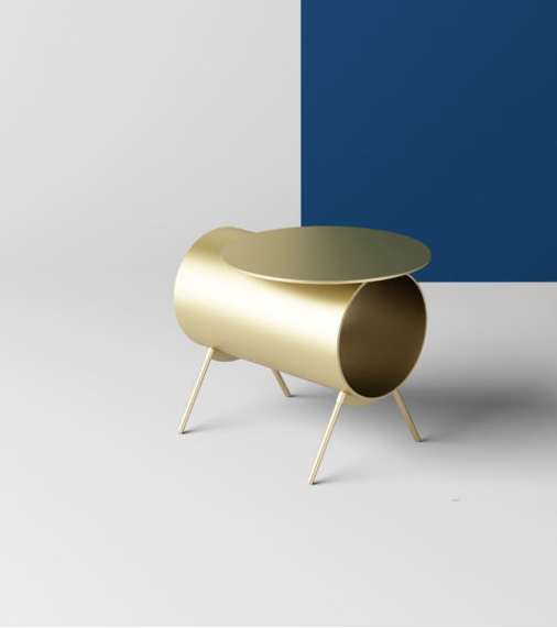 mario tsai s pig side table was inspired by the piggy bank unusual rh in pinterest com
