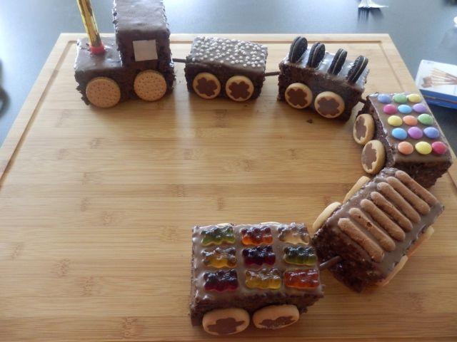 Zugkuchen Rezept Zug Kuchen Kindergeburtstag Kuchen Zug Kindergeburtstag Kuchen Ideen