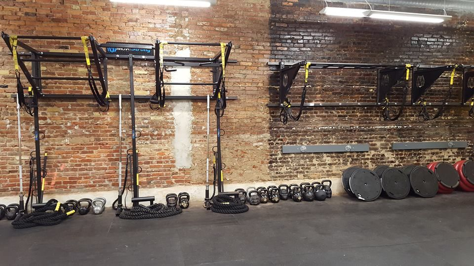 Wall fts and pull up bracket system tons of functional