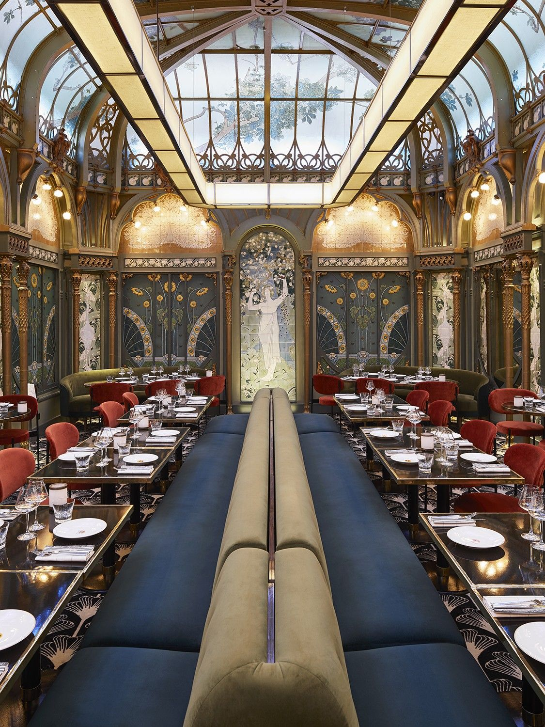 Restaurant Design Paris Beefbar Paris The New Jewel Of Interior Design By Humbert Poyet