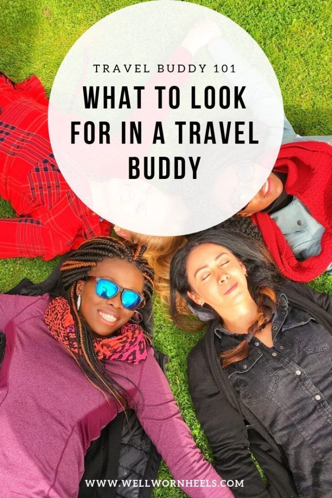 What to look for in a travel buddy or travel partner ...