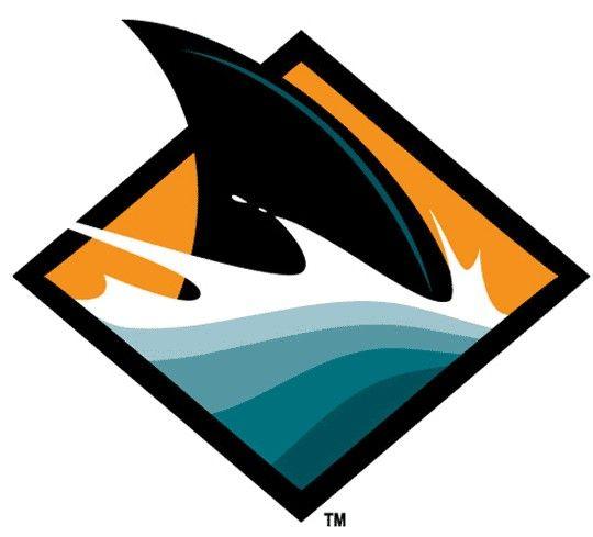 san jose sharks logotypes identity pinterest san jose sharks rh pinterest com  shark fin logo design