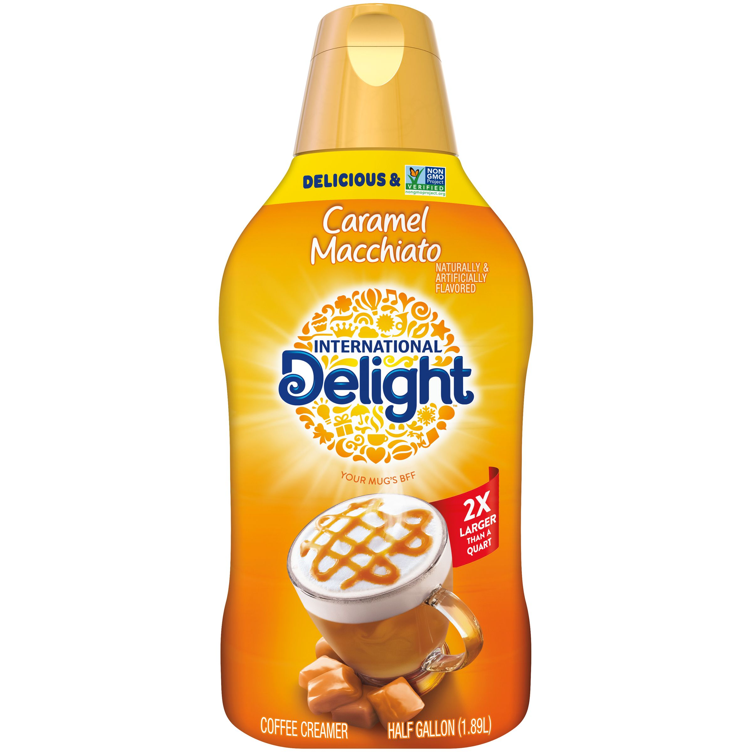 Food Coffee creamer, Best coffee creamer, Caramel