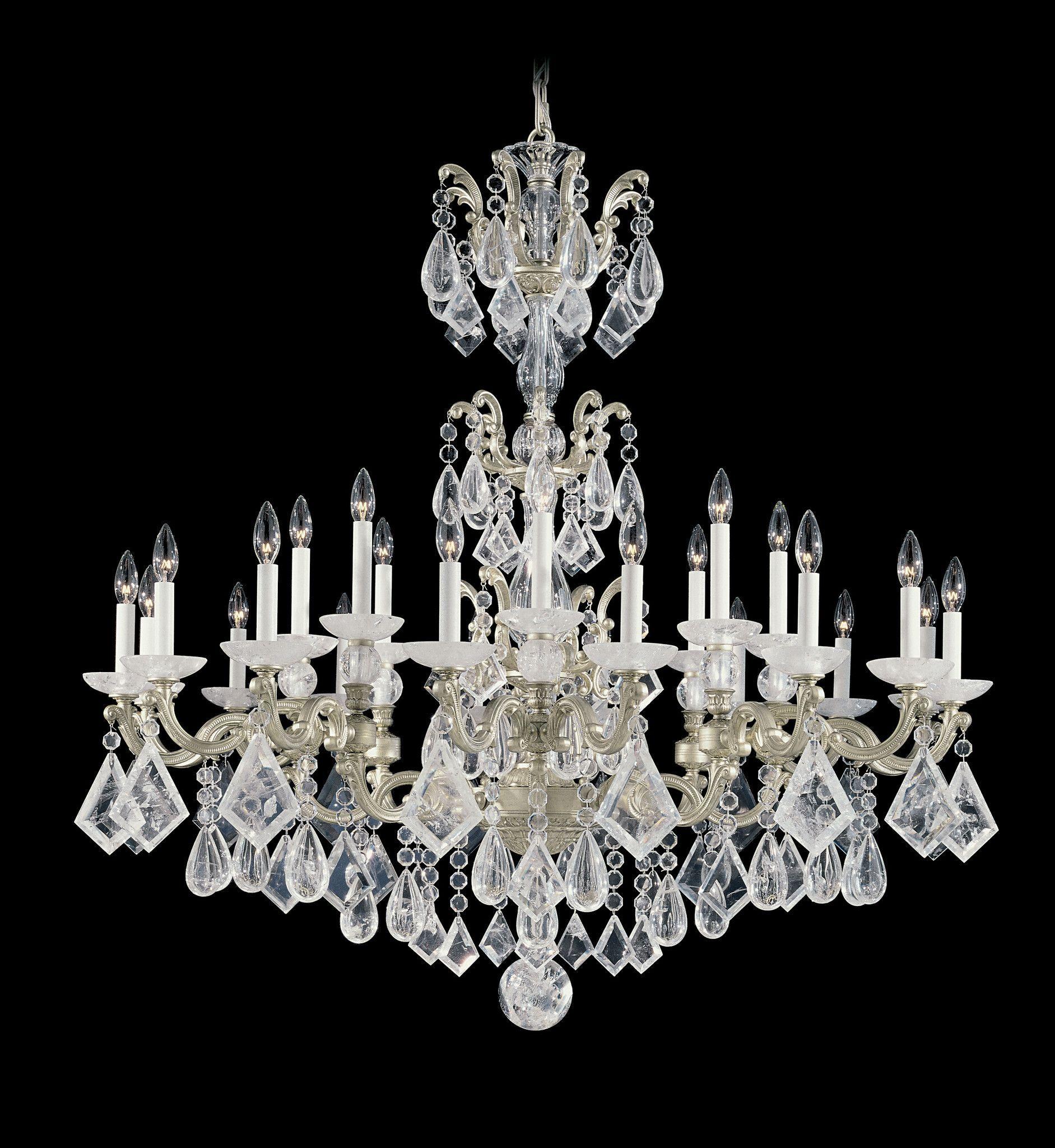 Schonbek 5413 la scala rock crystal 46 inch chandelier lighting schonbek 5413 la scala rock crystal 46 inch chandelier aloadofball Image collections