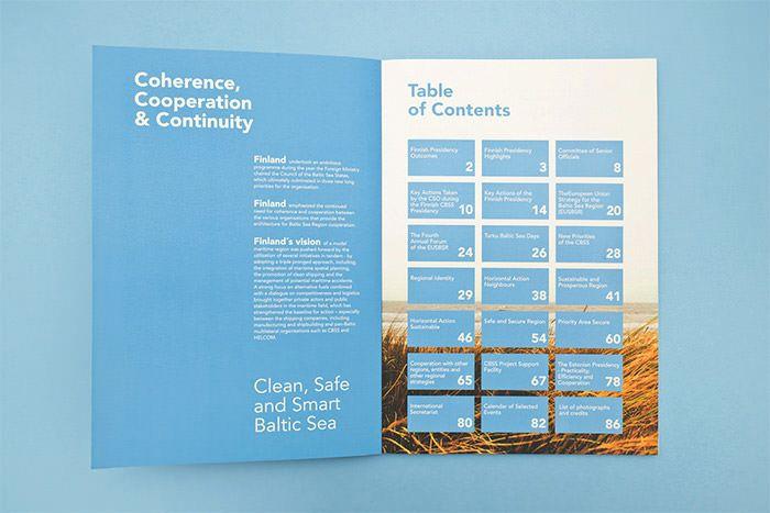 Beautiful Annual Report Designs | Annual report design, Report ...