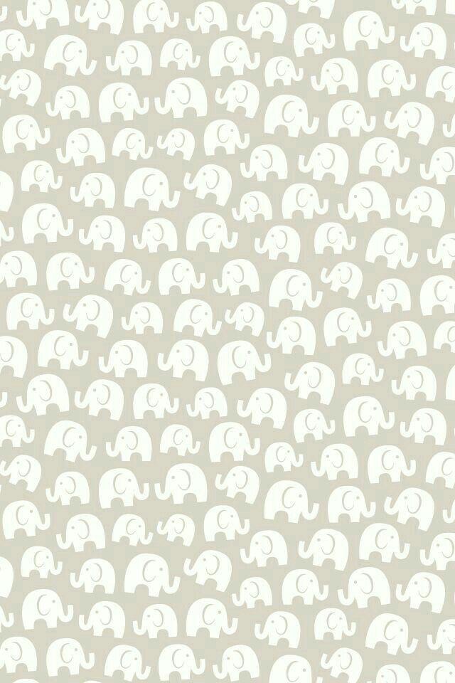 Elefantes fondo gris fondos de pantalla pinterest for Fondo de pantalla gris