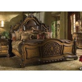 I just got $20 to share this:-) AICO Furniture - Acasa Grand Tuscan Bed - 36012-38