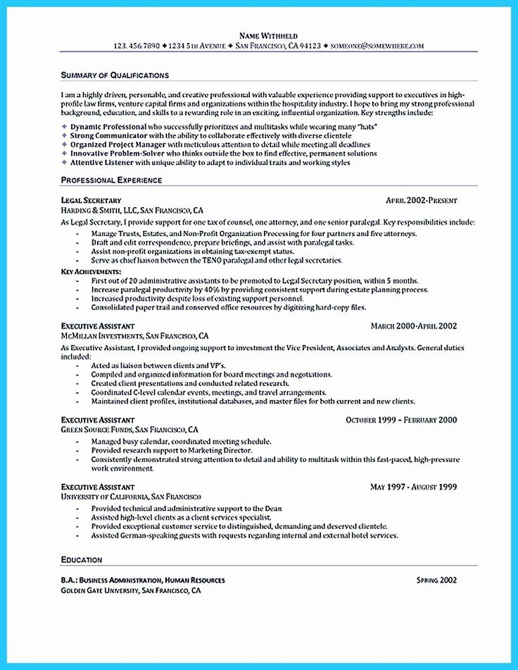 Free Functional Resume Template Lovely Best 20