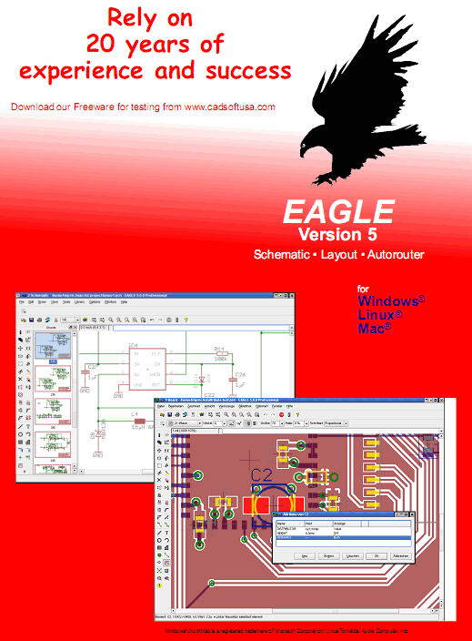 CadSoft Eagle Professional 7.6 Crack, keygen free download which is ...
