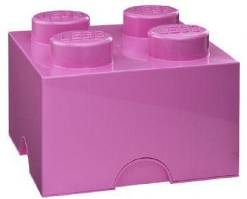Lego Klods til opbevaring Pink - også set i Illums Bolighus
