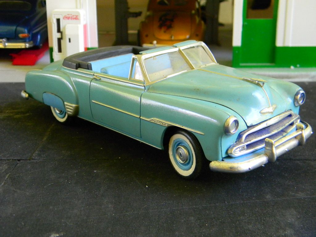 00143 1951 Chevrolet Bel Air Convertible Model Cars Pinterest