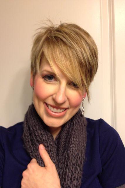 Magst Du schlichte und gepflegte Frisuren? 21 brave, aber sehr moderne Pixie Kurzhaarfrisuren - Neue Frisur
