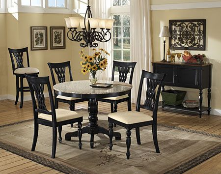 Granite Kitchen Tables Luxury But Expensive Beige Granite Kitchen Tables With Single Legs Gra Granite Kitchen Table Round Dining Room Round Dining Room Sets