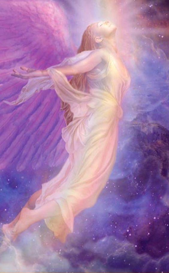 Картинки ангелов света