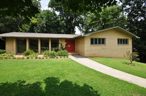 blonde brick mid century modern color combinations google search rh pinterest com
