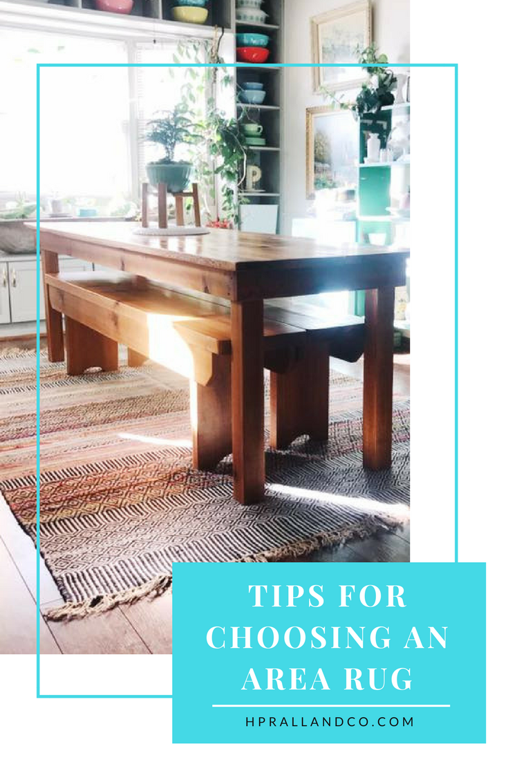 Tips for Choosing an Area Rug | Area rugs, Interior ...