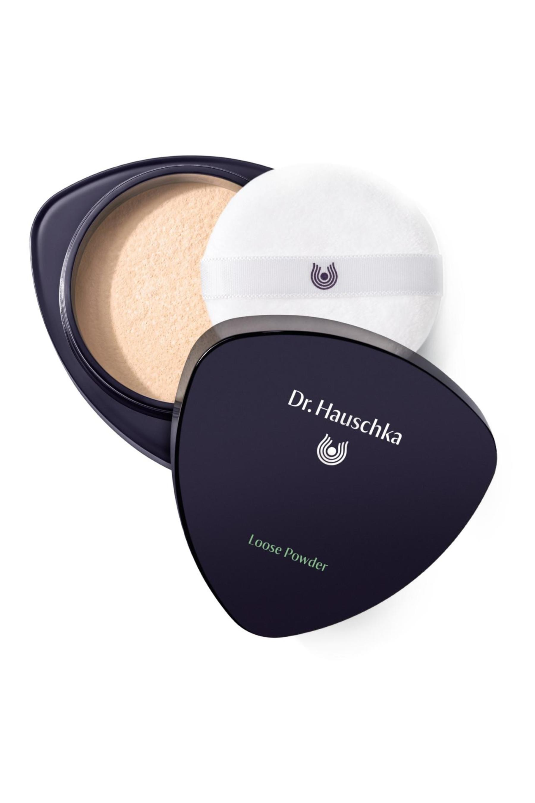 Womens Dr. Hauschka Loose Powder Cream Loose powder