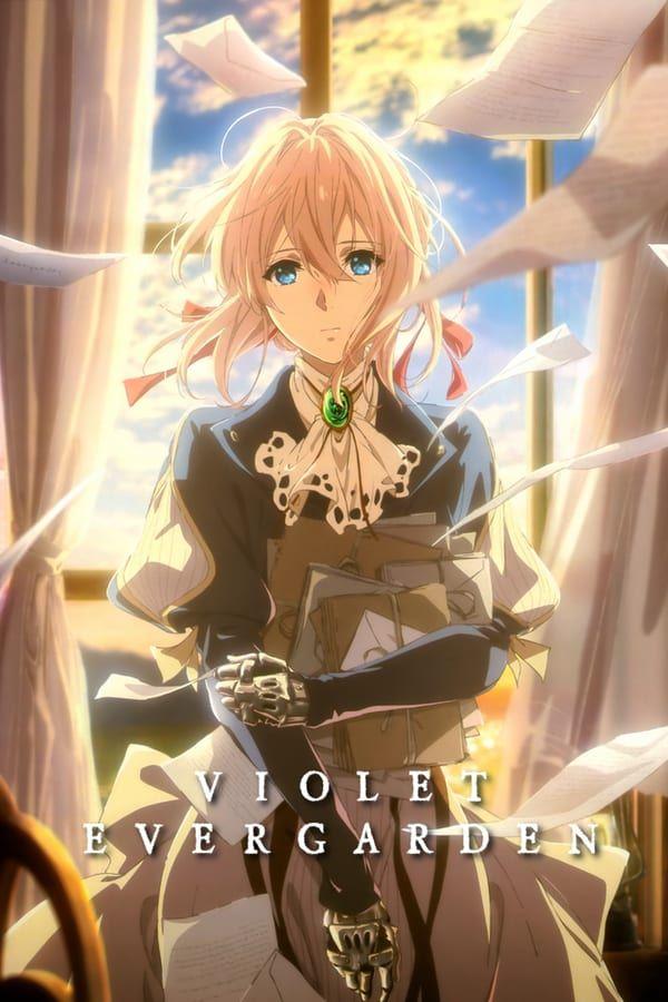Violet Evergarden Violet Evergarden Anime Violet Evergarden