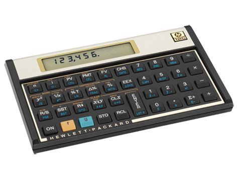 Hp 12c Financial Calculator Financial Calculator Reverse Polish Notation Calculators