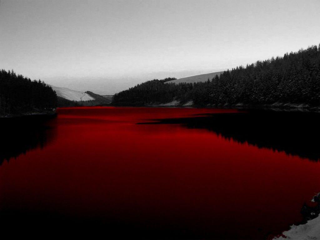 Blood Money Wallpaper Hd Blood Lake Texas Usa Darkness Within A Darker Shade