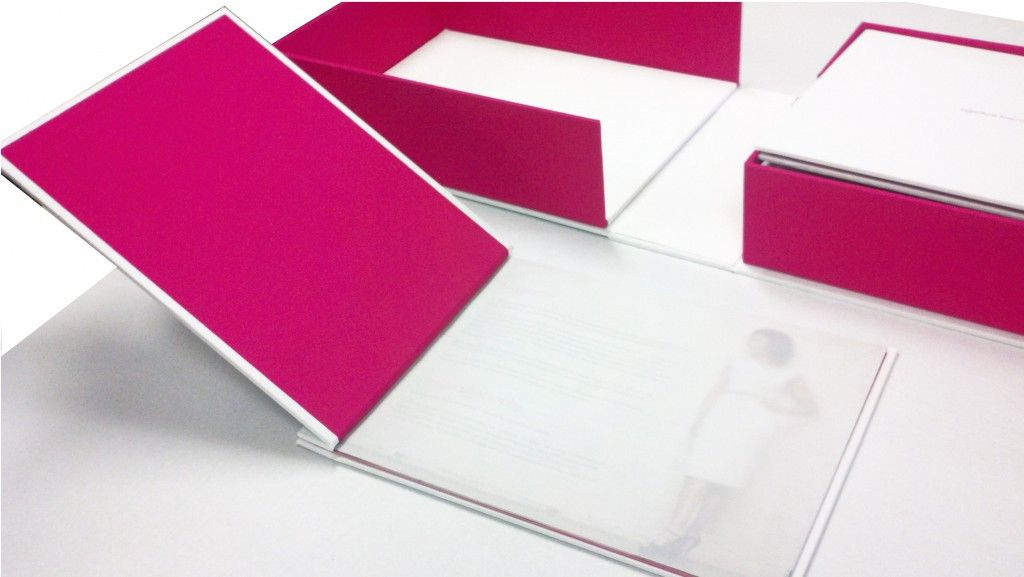 Bella Forte Books Product Presentation Boxes: Double Walled Clamshell Boxes - Bella Forte Books