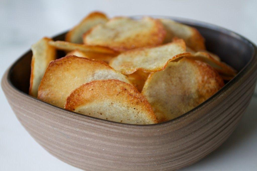 baked potato chips!