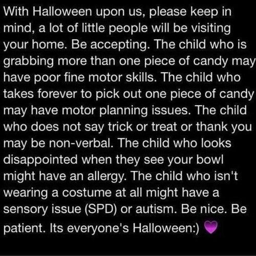 its everyones halloween - Kids Halloween Quotes