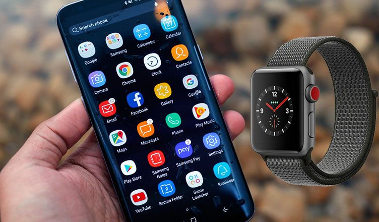 Image result for Can You Use An Apple Watch With Android Phones?