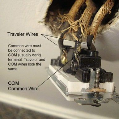 3 Common Household Switches Electrical wiring Household and Survival