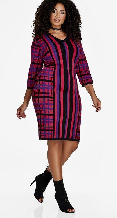 Plus Size Sweater Dress Plussize Plus Size Fashion Pinterest