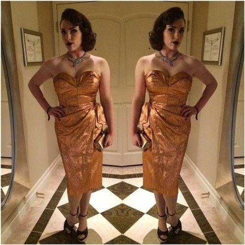 Vintage Wedding Dresses Las Vegas: The Best Sparkly Rockabilly Dresses From Viva Las