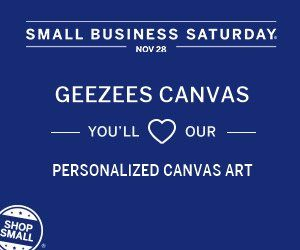Support our Small Business at Geezees