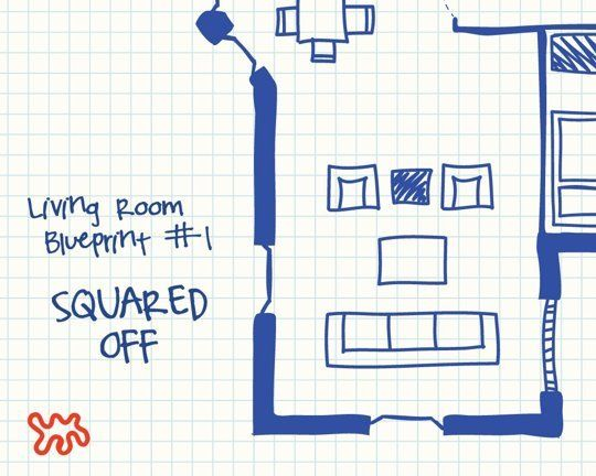 Living Room Blueprints 3 Versatile Sofa Chair Layouts to Try