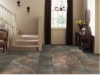 Pin By Ultimate Flooring Paint Inc On Tile Flooring Laminate Tile Flooring Flooring Mohawk Laminate Flooring