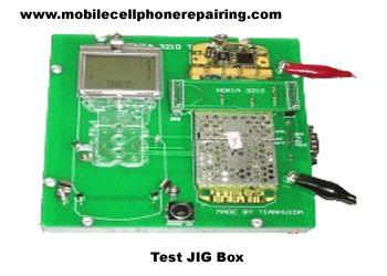Test JIG Box | Toys XXIII  Tech Lab  | Mobile phone repair