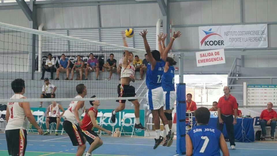 Voleibol Masculino Belén 2 0 San José 25 16 25 18 Basketball Court Sports Basketball