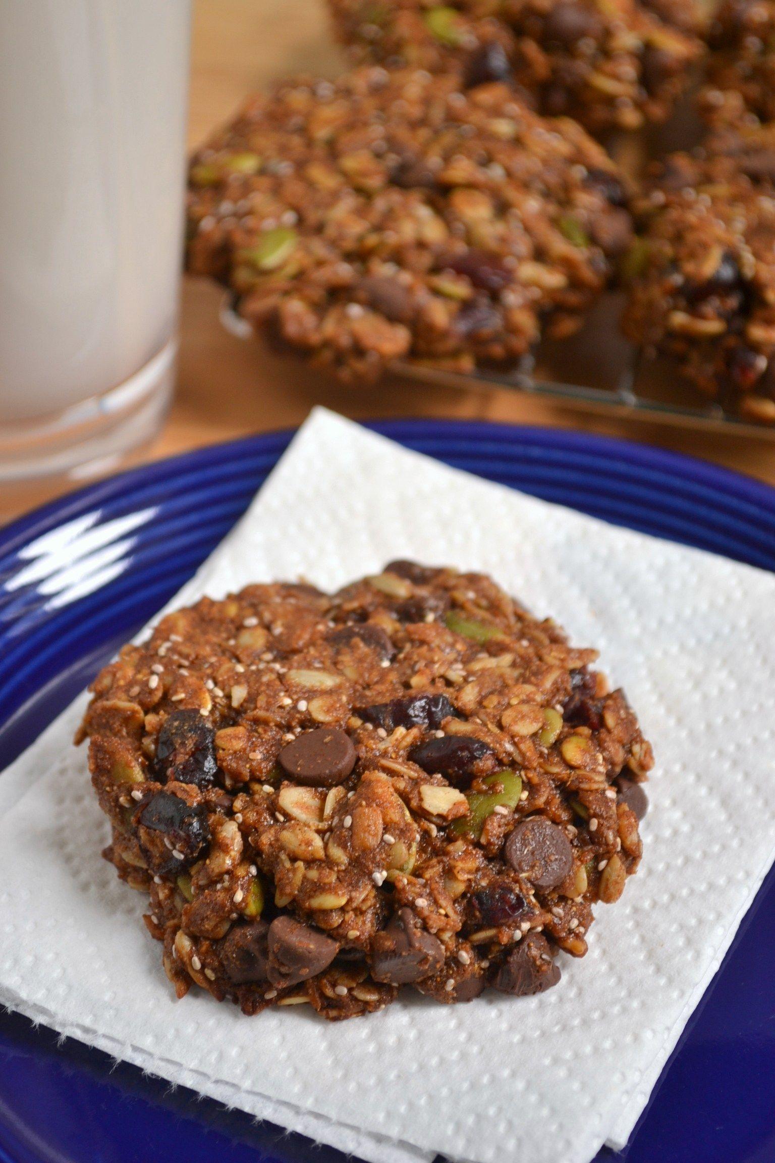 Cosmic cookies whole grain vegan and nutfree allergy