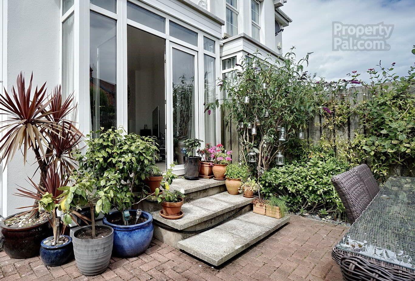 10 Clifton Manor, Clifton Road, Bangor #garden | Small ...
