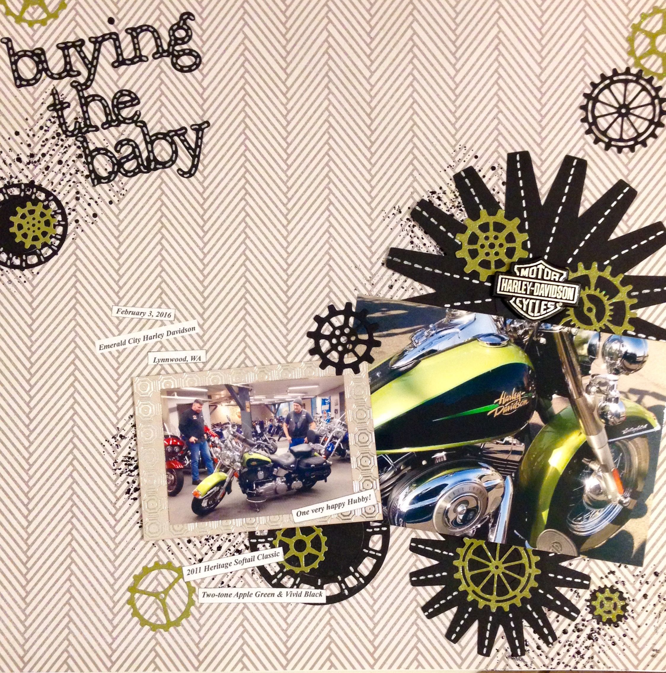 Buying the 'Baby'