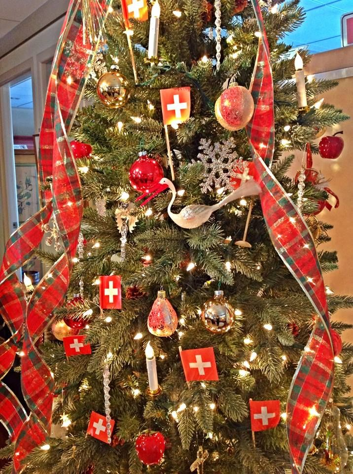 Swiss Decorations Merry Christmas Switzerland Christmas Christmas Decorations Christmas