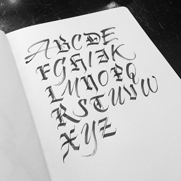 Morning Cafe Nero Calligraphy Practise Session 6 369