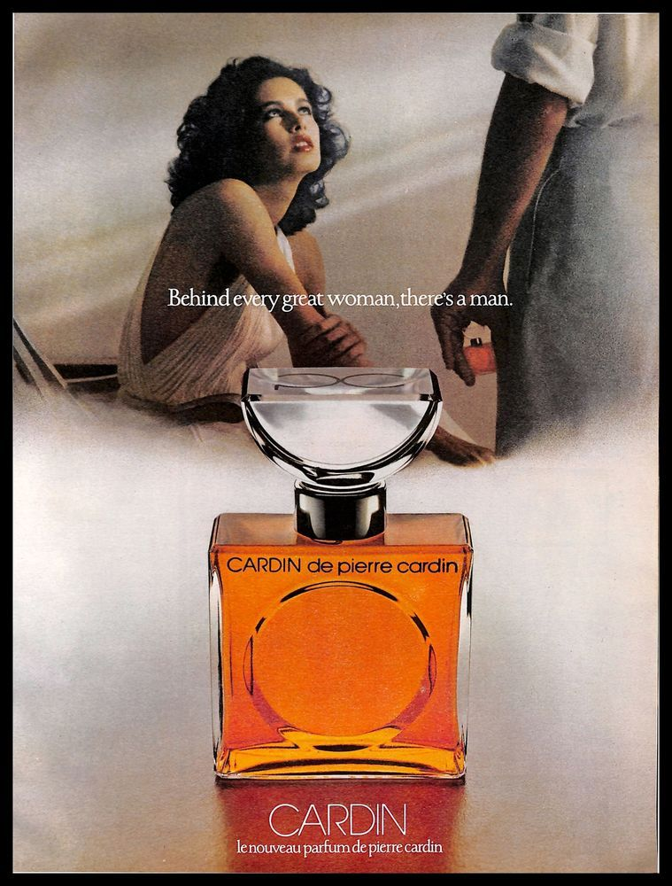 Perfume Ad Pierre Cardin Details Vintage Print About 1976 yv8NnmO0w