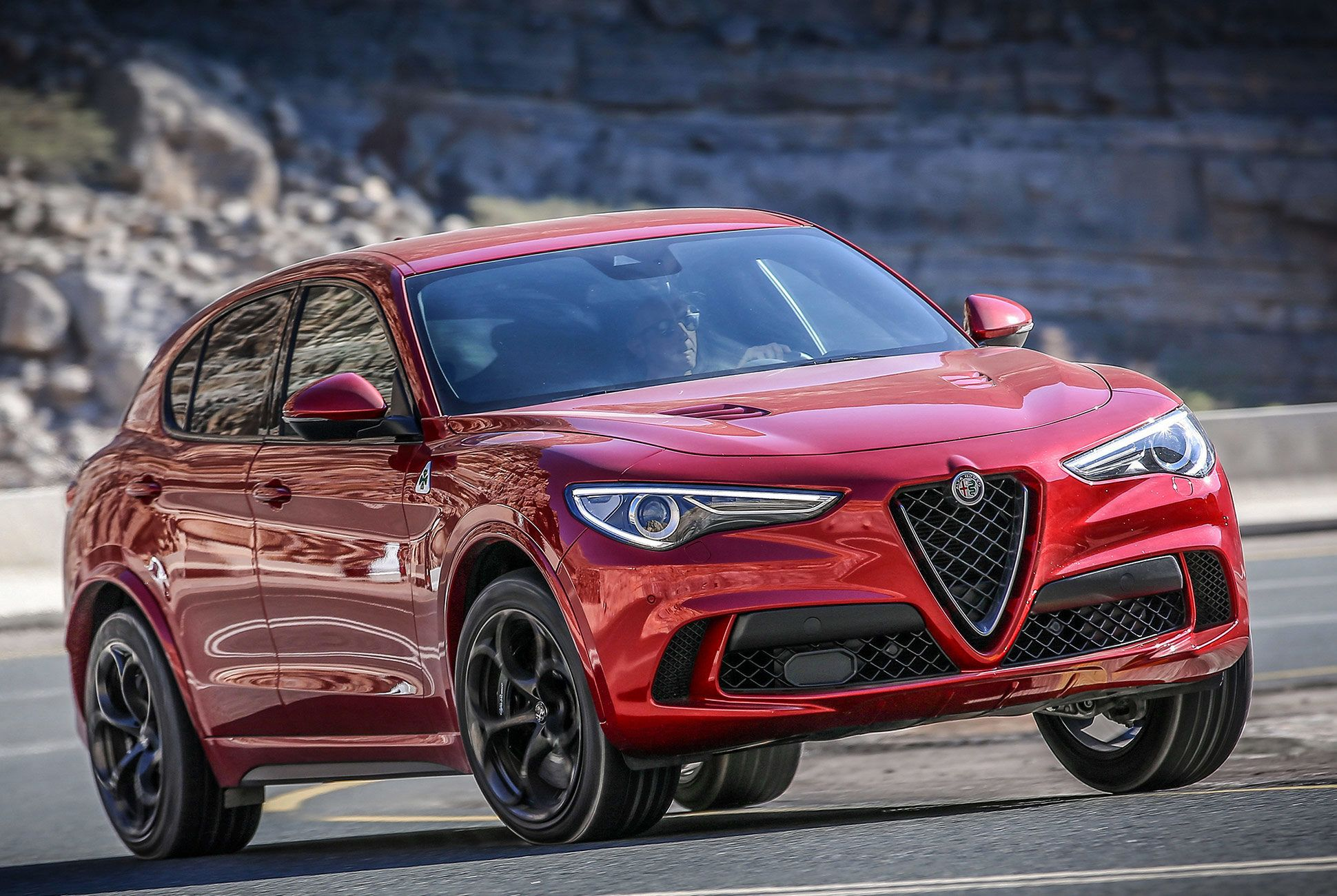 The 2019 Alfa Romeo Giulia And Stelvio Quadrifoglio Offer Ferrari Performance For Audi Money Alfa Romeo Stelvio Alfa Romeo Romeo