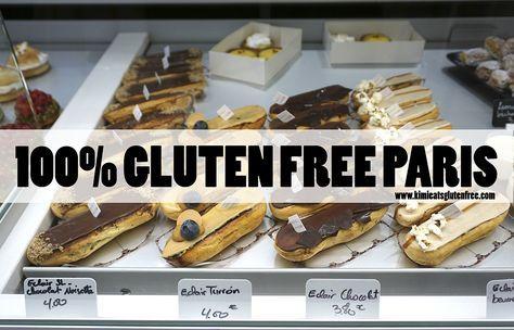 Best restaurants in paris gluten free options
