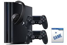The most advanced PlayStation system ever  PS4 Pro is designed to
