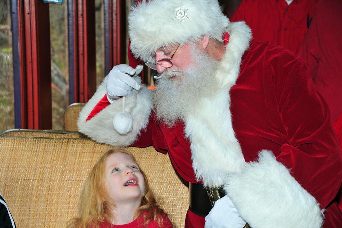 Santa claus express santa claus santa christmas magic