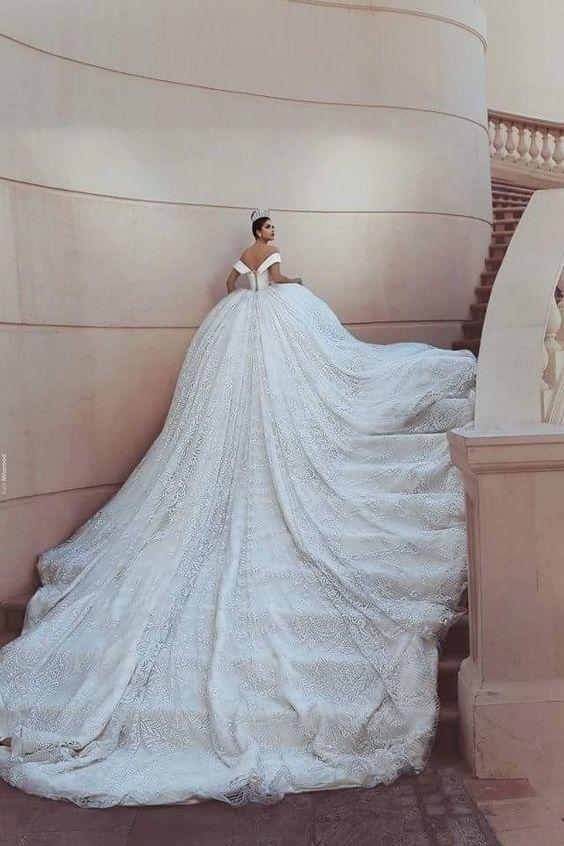 31 originelle Brautkleider #fashiondresses