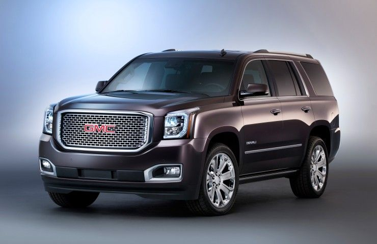 2015 Chevy Tahoe 2015 Chevy Suburban And 2015 GMC Yukon Revealed