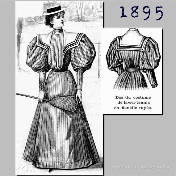 Lawn Tennis Dress- 36\