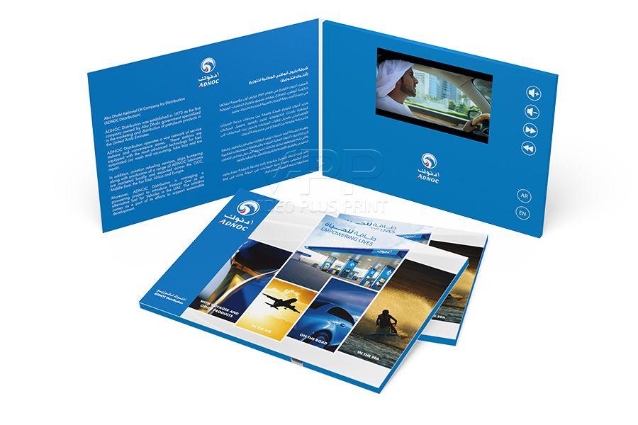 Video Brochures Video Marketing Brochure Canada Video Mailer
